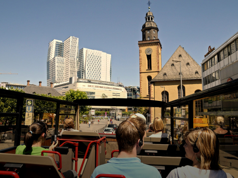 Churches in Frankfurt