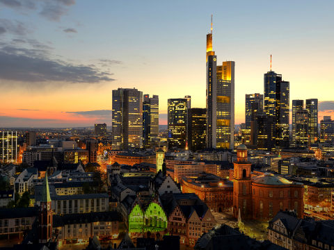 Weekend-Arrangement - Basic Frankfurt Package