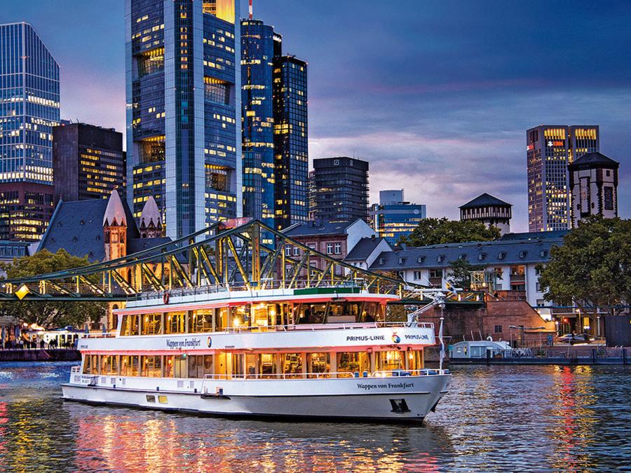 River Cruises Frankfurt Tourism
