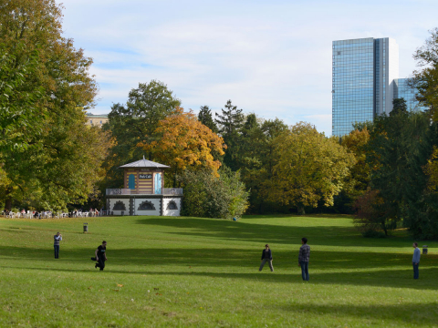 Frankfurt Green City
