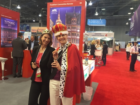 MICE_Messestand IMEX America