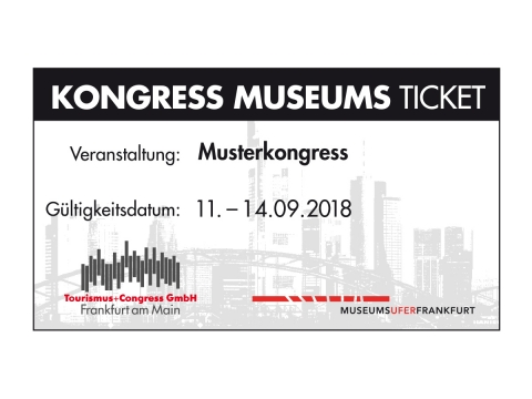 Kongress-Museums-Ticket
