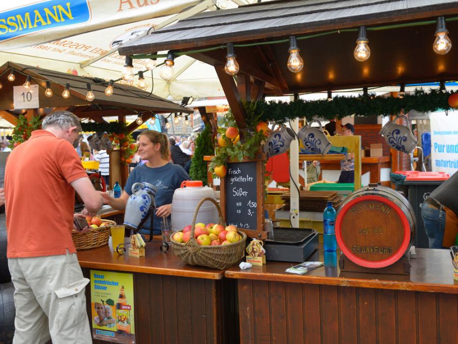 Apfelweinfest frankfurt
