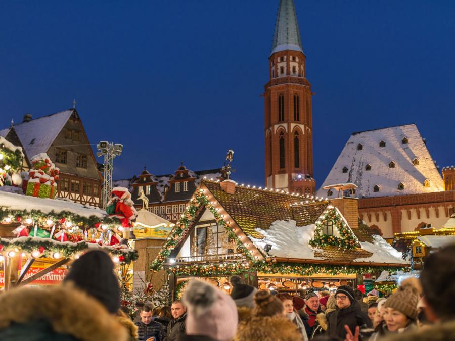 Frankfurt Weihnachtsmarkt öffnungszeiten.Weihnachtsmarkt Frankfurt Am Main