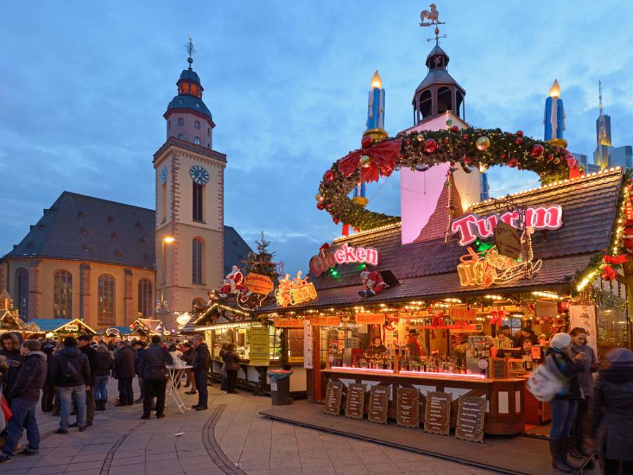 Weihnachtsmarkt Eröffnung 2019.Weihnachtsmarkt Frankfurt Am Main