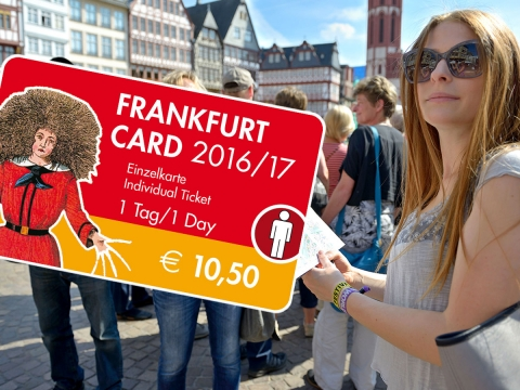 Frankfurt Card - The Super-Saver Card