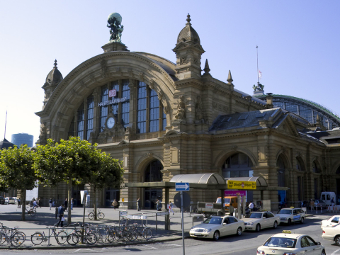 The Station District – Frankfurt's Melting Pot