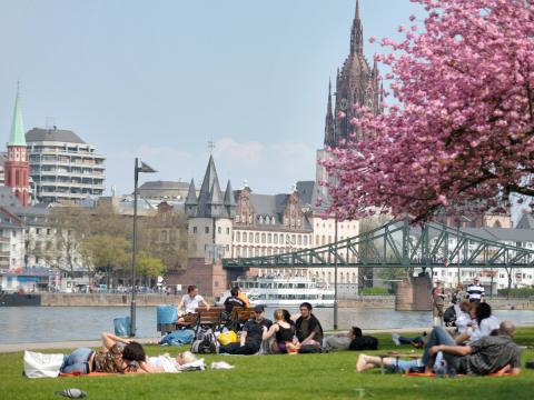 Frankfurt unternehmung