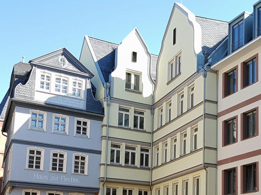 Neue Altstadt - DomRömer-Quartier