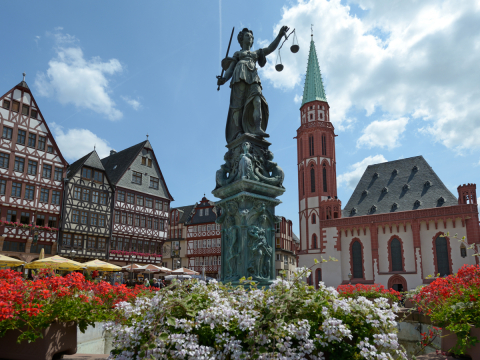 A History of Crime in Frankfurt