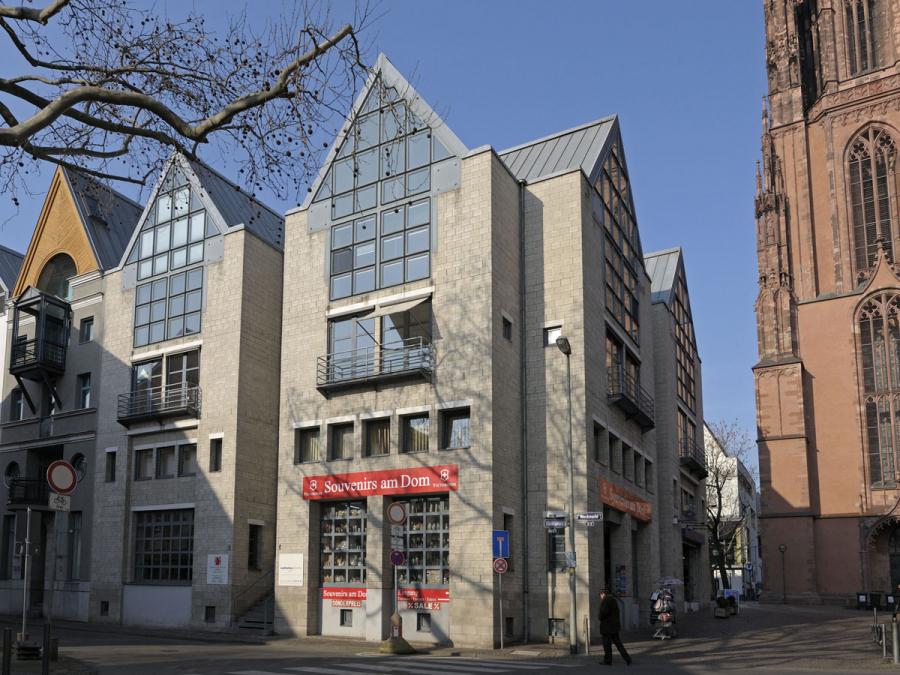 Architektur In Frankfurt Zu Fuss Frankfurt Tourismus