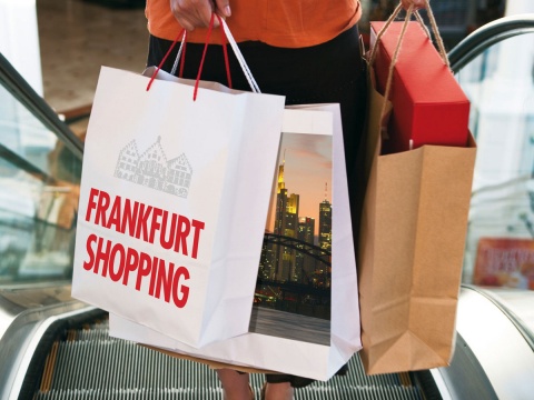 Shopping in Frankfurt