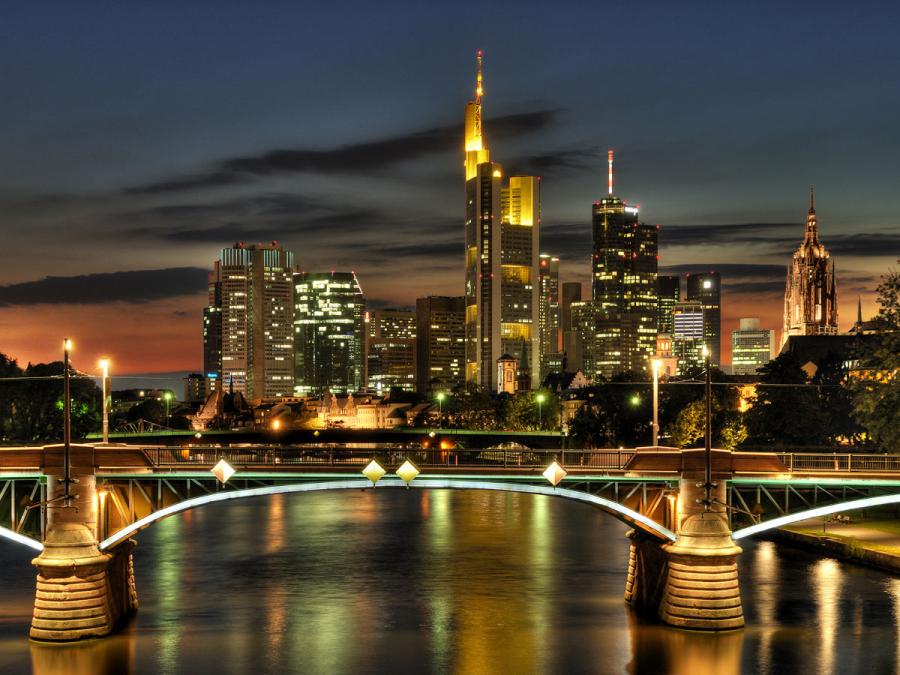 Frankfurt Am Main Hotel Skyline