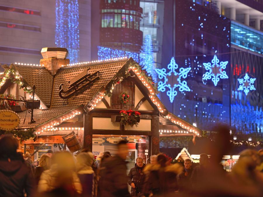 Gast in der eigenen Stadt 2018 - Christmas Shopping | Frankfurt ...
