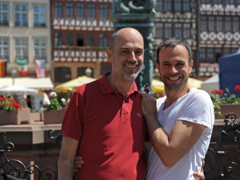 Schwul Frankfurt