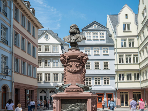 New Frankfurt Old Town