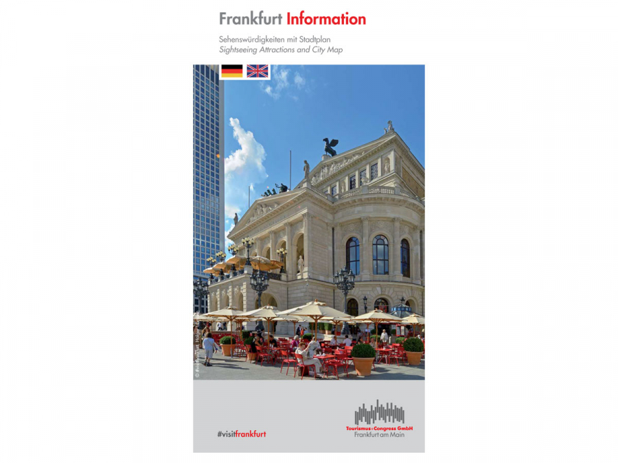 Cover page Frankfurt Information