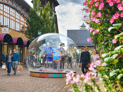 Wertheim Village – Frankfurts most beautiful shopping experience